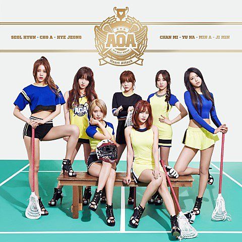 Heart Attack(AOA)