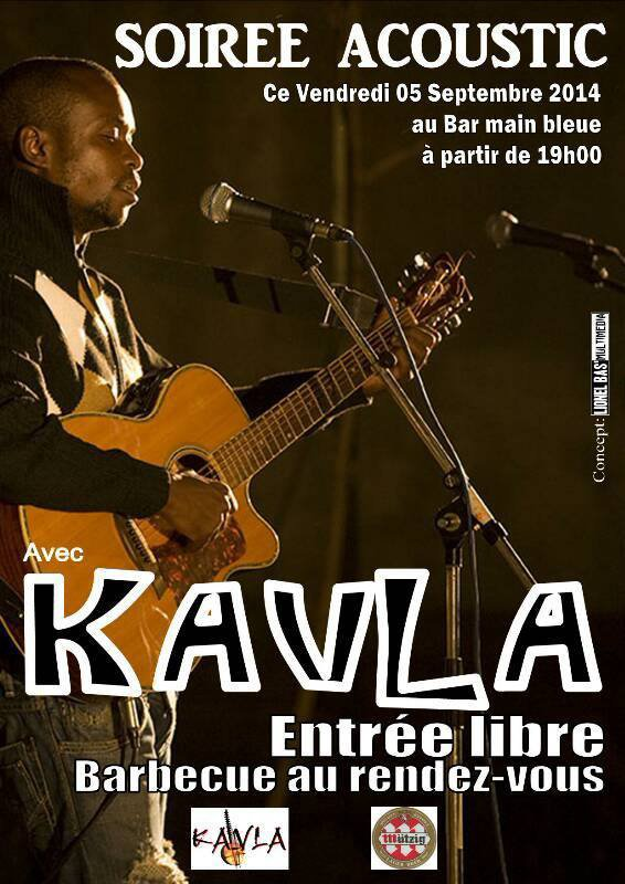 KAVLA EN SOIREE ACOUSTIC