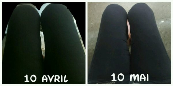 Mes grosses cuisses :(