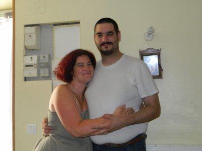 Moi et ma fiançée