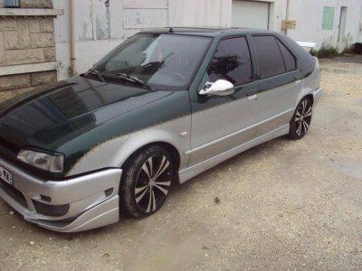 Ma Nouvelle Renault 19 1.9L diesel