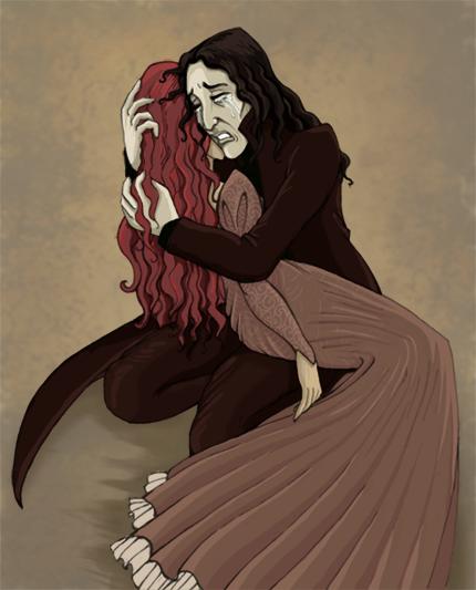 OS n°1 = Le rêve de Severus Rogue