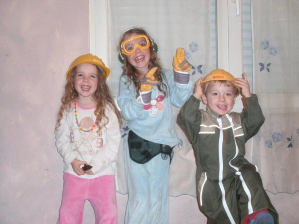 mes trois ange