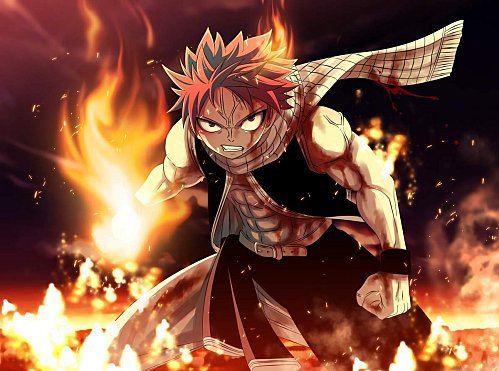 Fairy Tail ! <3