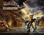 ratchet gladiator
