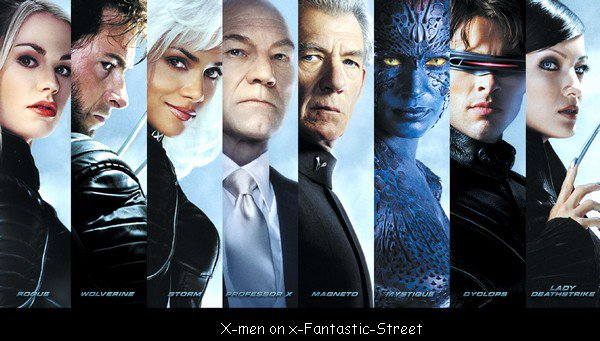 X-men (trilogy)