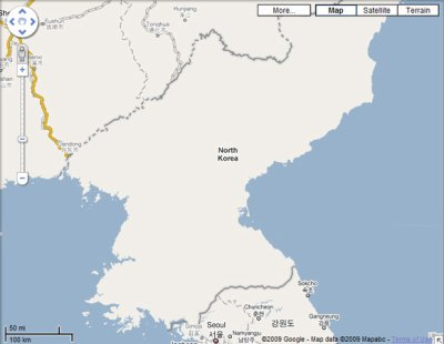 North Korea. I wonder what they actually do?