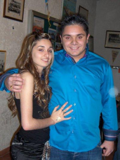 moi et ma cousine !