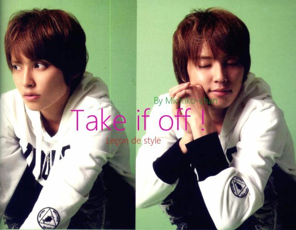 Take if off ! (l'art du bon style / leçon de style)