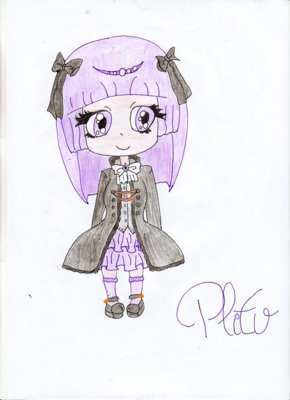 Articles De Vyvy Plissonneau Tagges Manga Fille Mes Creations
