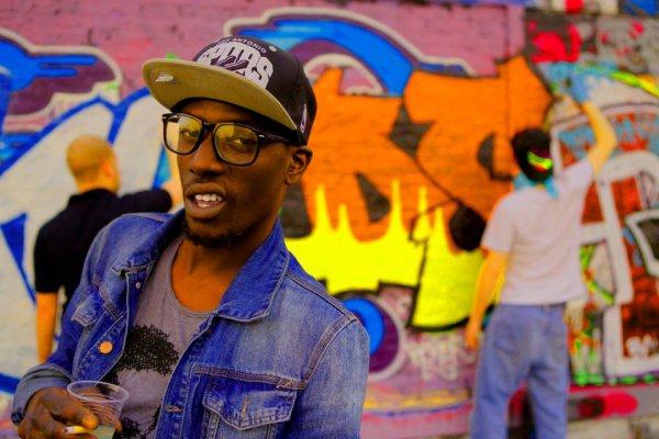 Tournage du  Clip 'Regarde danser mes Jordan 2012
