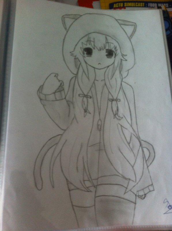 Yuno en neko :3