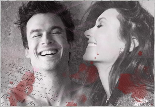 A la fin quand tu perds quelqu'un chaque bougie, chaque prière ça ne rattrapera pas le fait que la seule chose qu'il te reste c'est un manque dans ta vie quand cette personne a qui tu tenais, disparait. Vampire Diaries, Damon.
