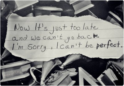 « Nothing lasts forever. »