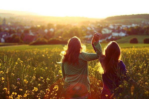 L'amitié est un lien curieux. Il se tisse parfois avec la lenteur des dentelles et parfois surgit comme une étoile filante.  - Myriam Chirousse