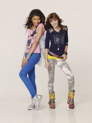 Photo rares de shake it up