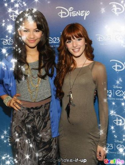 Nouvelle photo de Zendaya et Bella