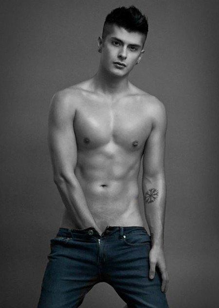 bo goss en jeans =)