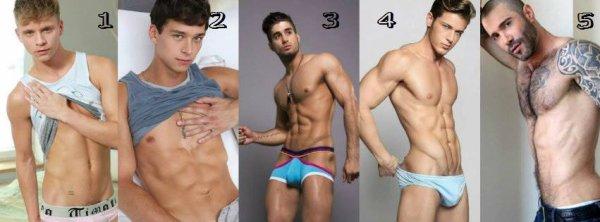 lequel est votre preferer pr moi le 1er es tro mimi =)