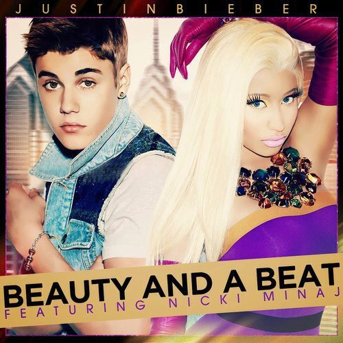 BELIEVE / Beauty And A Beat (feat. Nicki Minaj) (2012)