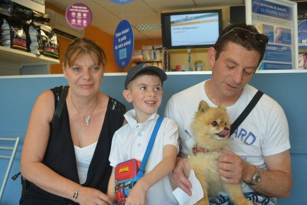 2015 06 13 - Basco a retrouvé sa famille