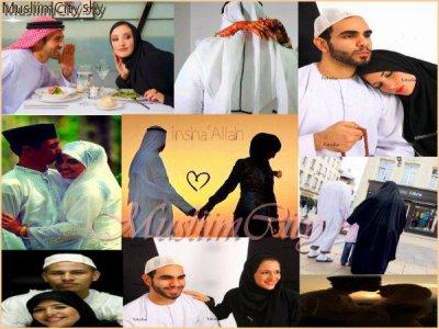 J'ai Allah à adorer, des parents à respecter, une famille à protéger... Et ma moitié à aimer <3