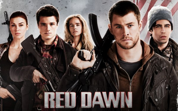 Critique no. 6 - Red Dawn (L'aube rouge)