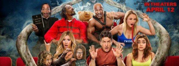 Critique no. 8 - Scary movie 5 (Film de peur 5)