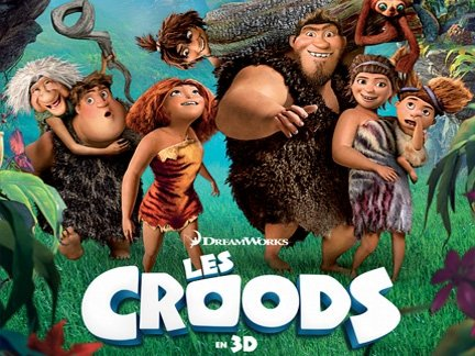 Critique no. 14 - The croods (Les croods)