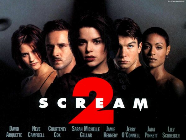 Critique no. 17 - Scream 2 (Frisson 2)