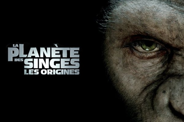 Critique no. 23 - Rise of the Planet of the Apes (La montée de la planète des singes)