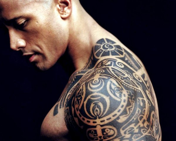 Acteur no.2 - Dwayne Johnson