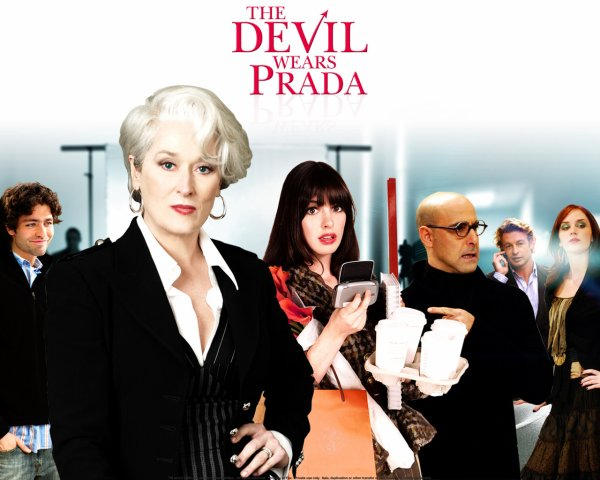 Critique no. 30 - The devil wears prada (Le diable s'habille en Prada)