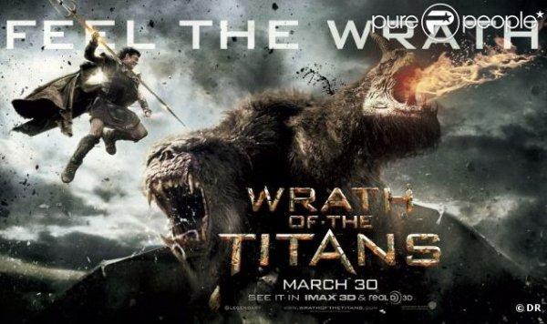 Critique no. 39 - Clash of the Titans 2: Wrath of the Titans (La colère des titans)