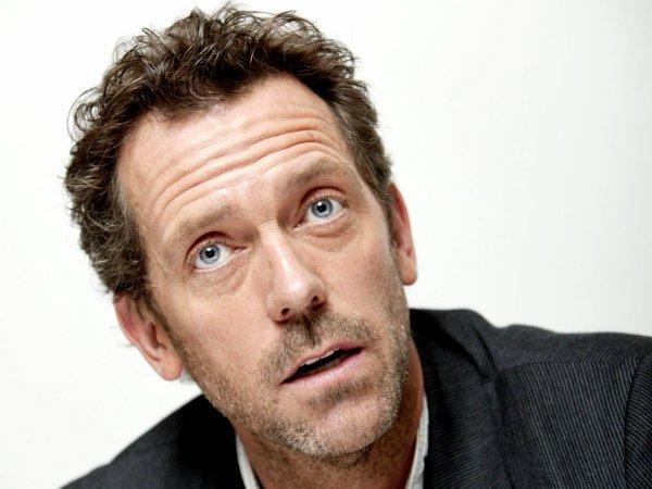 Acteur no. 9 - Hugh Laurie