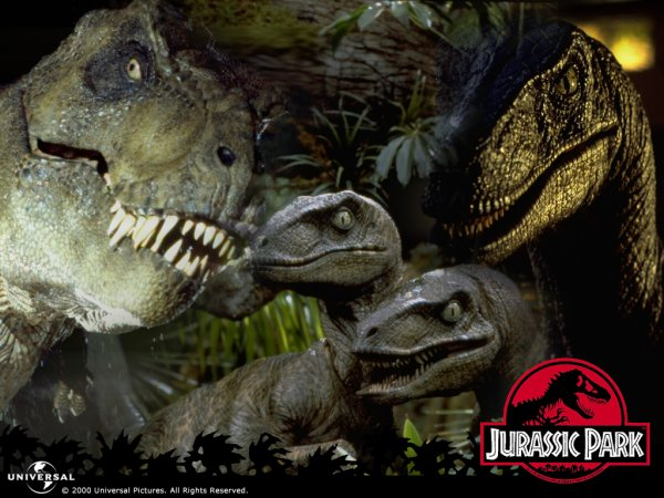 Critique no. 41 - Jurassic park