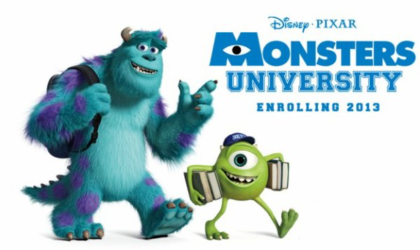 Fiche - Monsters university (Monstres Academy)