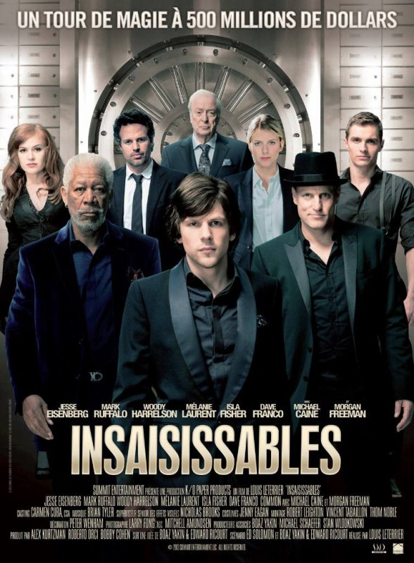 Critique no. 43 - Now you see me (Insaisissables)