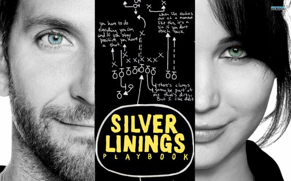 Critique no. 49 - Silver Linigs (Le bon côté des choses)