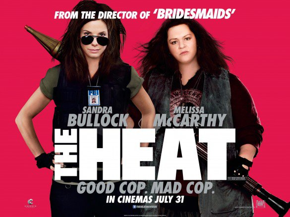Critique no. 50 - The heat (Un duo d'enfer)