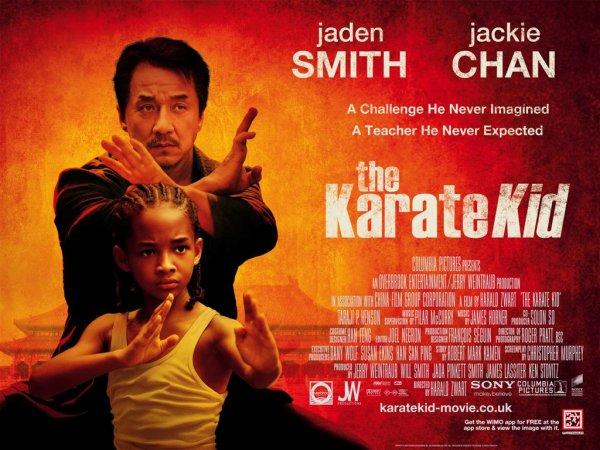 Critique no. 50 - The Karaté Kid