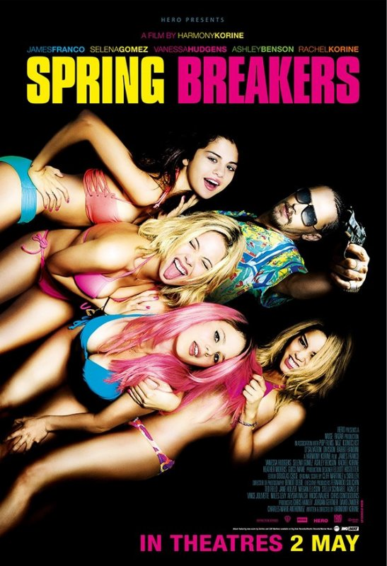 Critique no. 52 - Spring Breakers