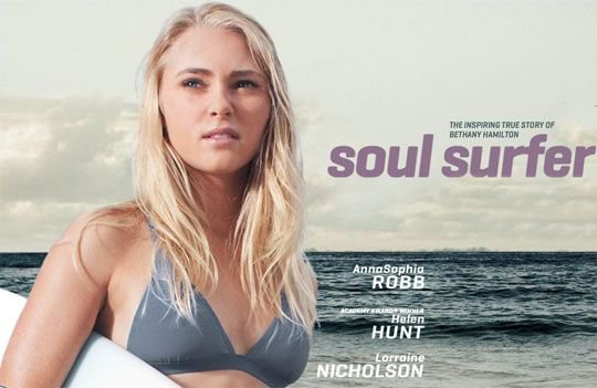 Critique no. 54 - Soul Surfer