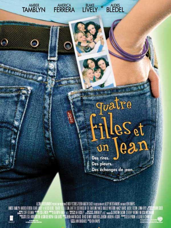 Critique no. 55 - The Sisterhood Of The Traveling Pants (Quatre filles et un jean)