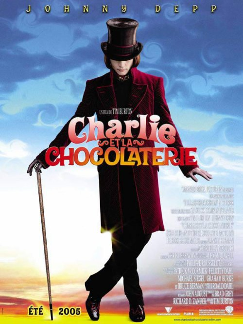 Critique no. 56 - Charlie and the Chocolate Factory (Charlie et la chocolaterie)