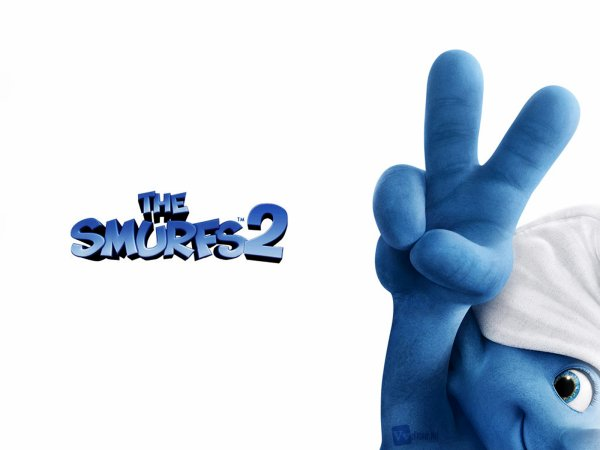 Critique no. 62 - The smurfs 2 (Les schtroumfs 2)