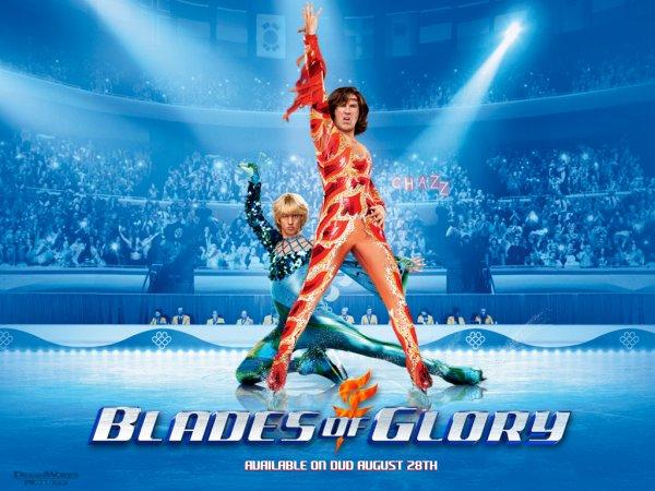 Critique no. 67 - Blades of glory (Les rois du patin)
