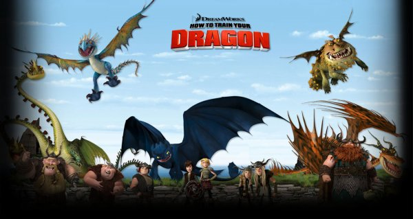Critique no. 79 - How to train your dragon (Dragons)