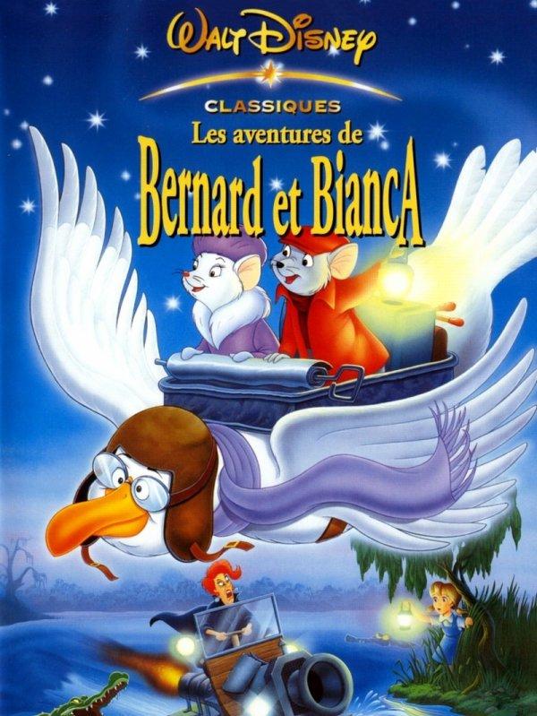 Critique no. 82 - The rescuers (Les aventures de Bernard et Bianca)