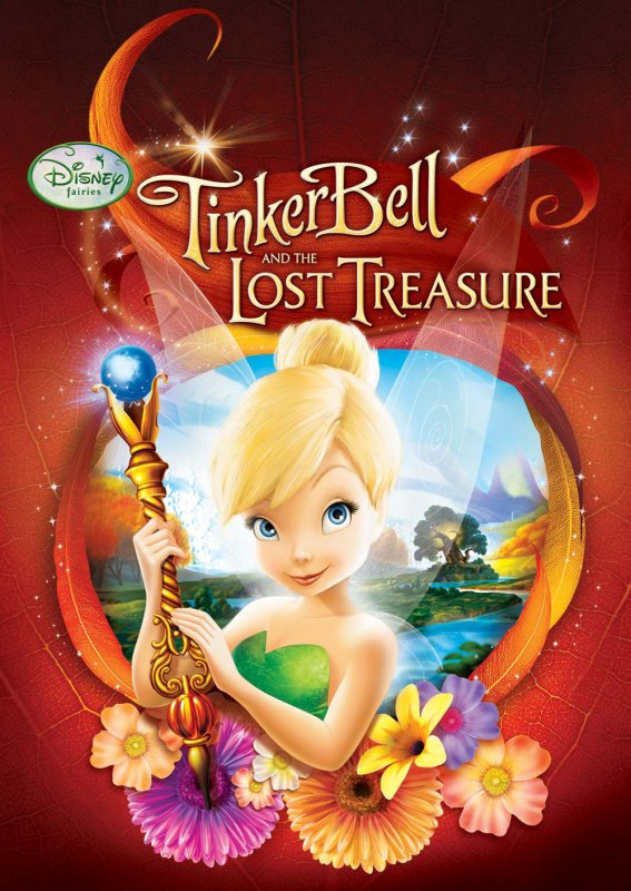 Critique no. 85 - Tinker bell and the lost treasure (Clochette et la pierre de lune)